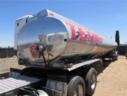 2007 Brenner Tank Trailer