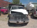 2001 Chevy Silverado dump truck
