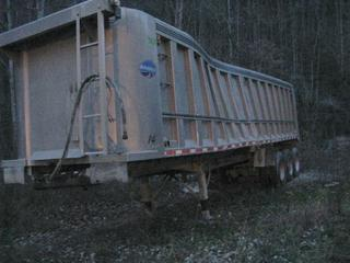 2006 Rhodes Coal Trailer
