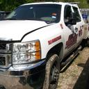 2008 Chevy 3500 HD Wrecker Truck