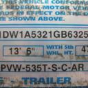 2016 Stoughton Z-Plate Dry Van