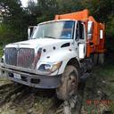 2004 International 7400 Refuse Truck