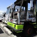 2012 Capacity Trailer Jockey Truck