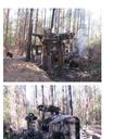 2003 Tiger Cat Feller Buncher NEED OFFER FOR SALVAGE OR DISPOSAL