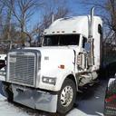 2000 Freightliner FLD Classic Roll Over